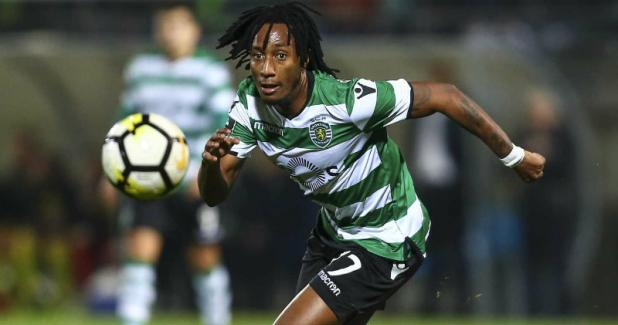 El Atletico de Madrid fichara a Gelson Martins