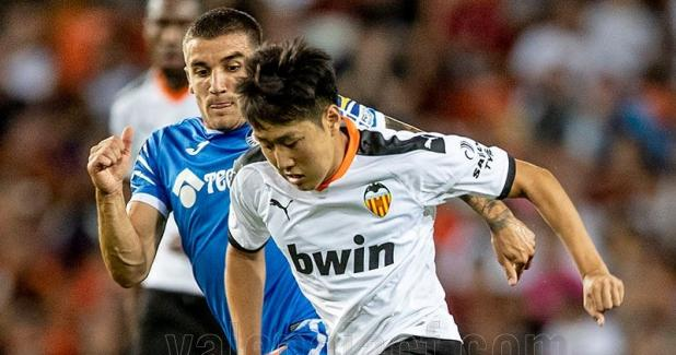 La Juventus sigue a Kang-In Lee